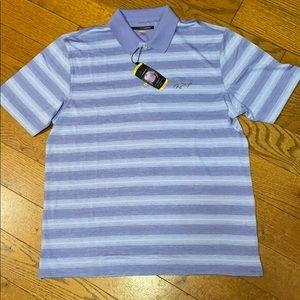 NWT Greg Norman golf polo